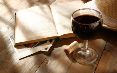 Book and Wine pairings