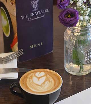 coffee shop shoreditch