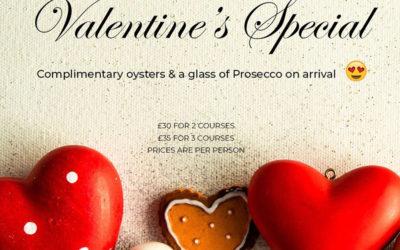 Celebrate This Valentine's Day Al Dente!